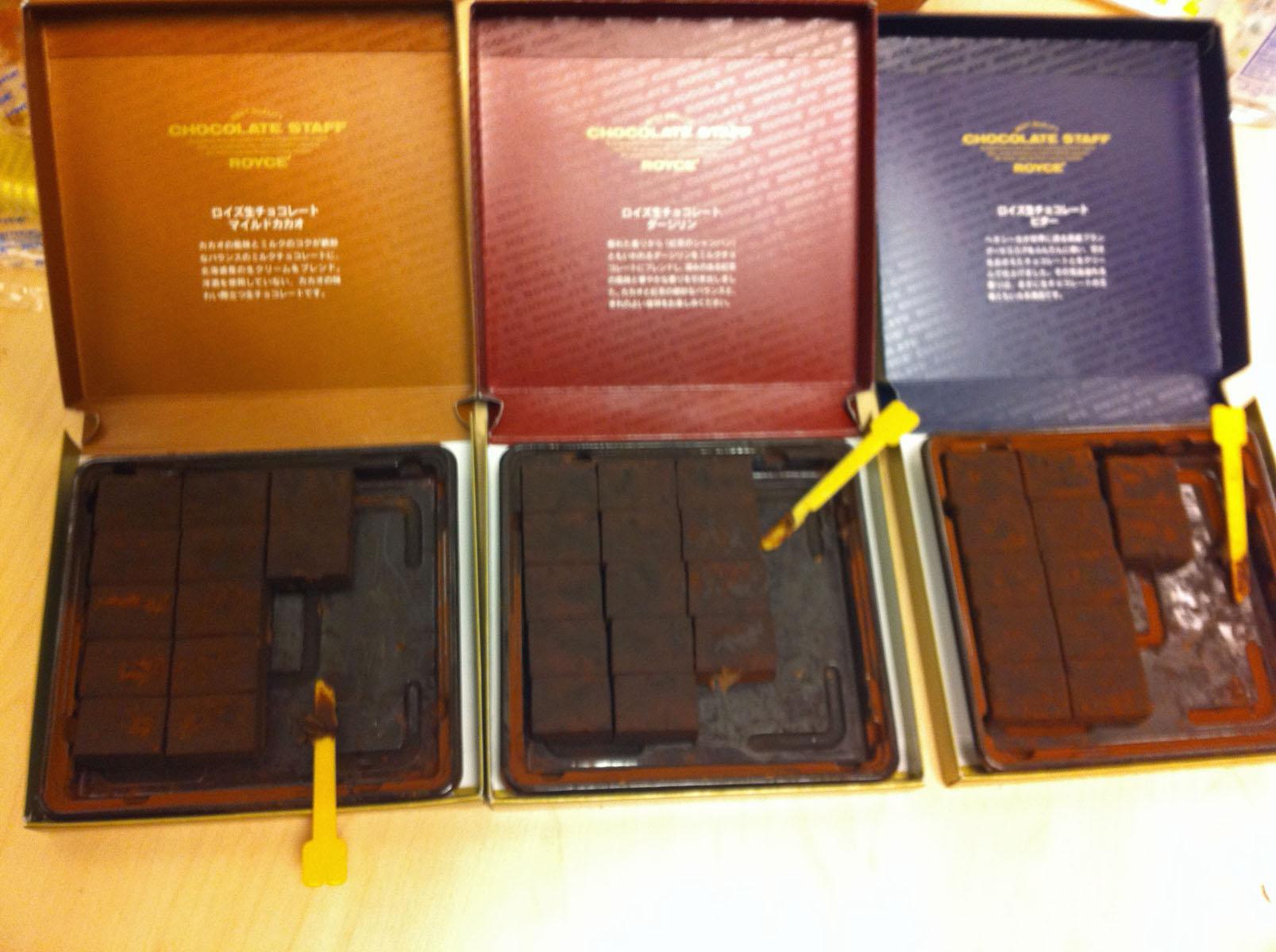 Royce Nama Chocolate   Chocolate I Have Known
