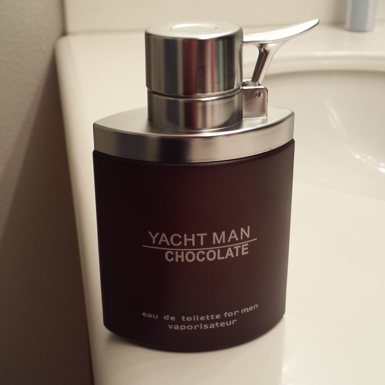c7c335d7b9 Yacht Man Chocolate Cologne | Chocolate I Have Known