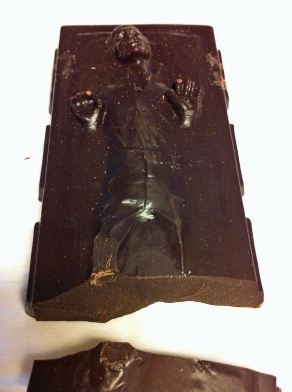 Han Solo Chocolate