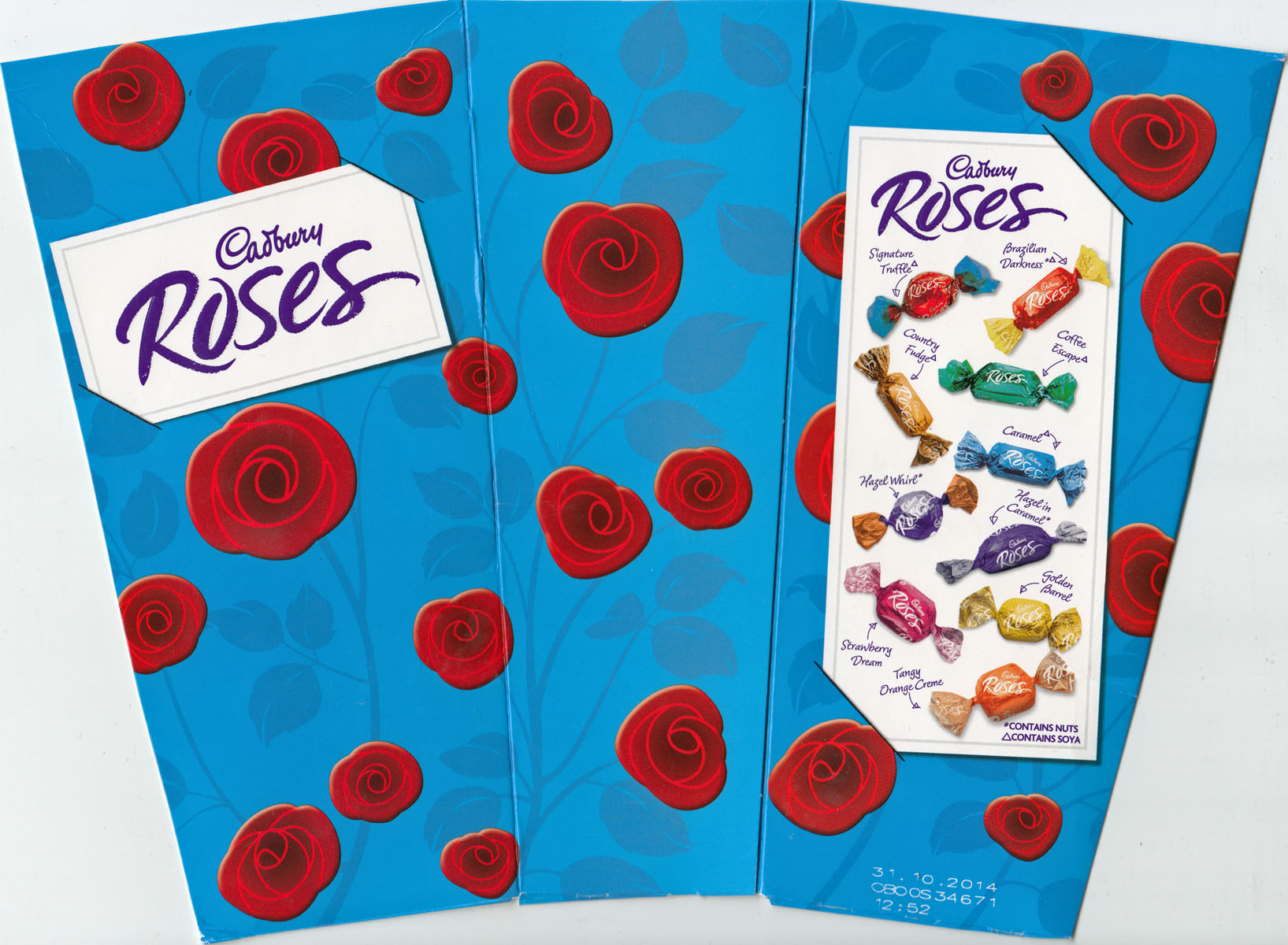 Calories In Roses Coffee Chocolate
